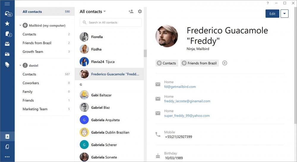 2020年最好的免費電子郵件客戶端推薦